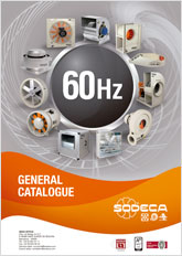 GENERAL CATALOGUE 60Hz